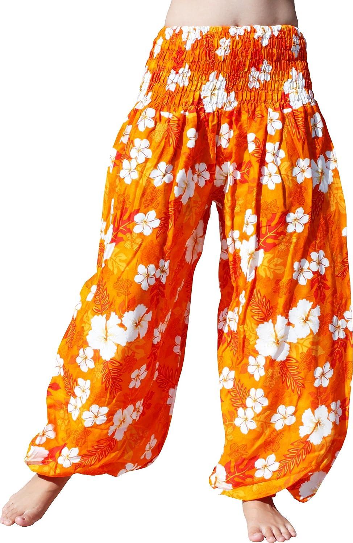 Full Funk PANTS メンズ B075W74FFZ Floral M|Flower B Orange Floral Orange PANTS Flower B Floral Orange M, 杵築市:e815401b --- sayselfiee.com