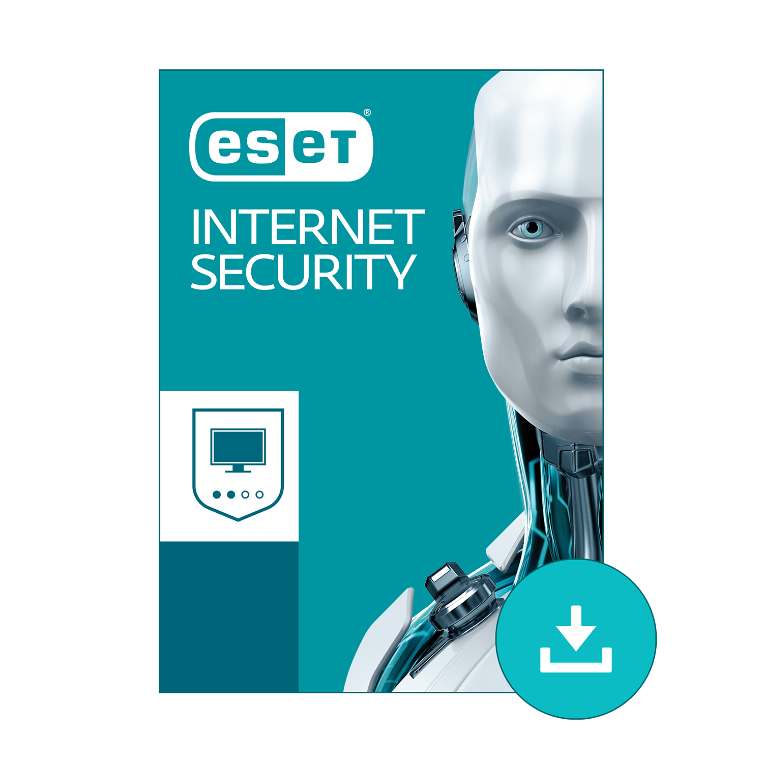 Eset Internet Security For Windows 2018   1 Device   1 Year   Download With License Key  Download