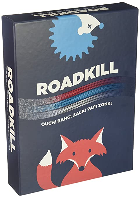 Helvetiq Roadkill Card Game