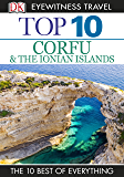 Top 10 Corfu & the Ionian Islands (EYEWITNESS TOP 10 TRAVEL GUIDES)