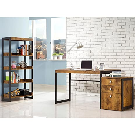 industrial style home office. A Line Furniture Mid Century Industrial Style Home Office Collection File Cabinet