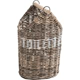 Rattan Basket 500mm Kitchen Door Pull Out Basket Kitchen