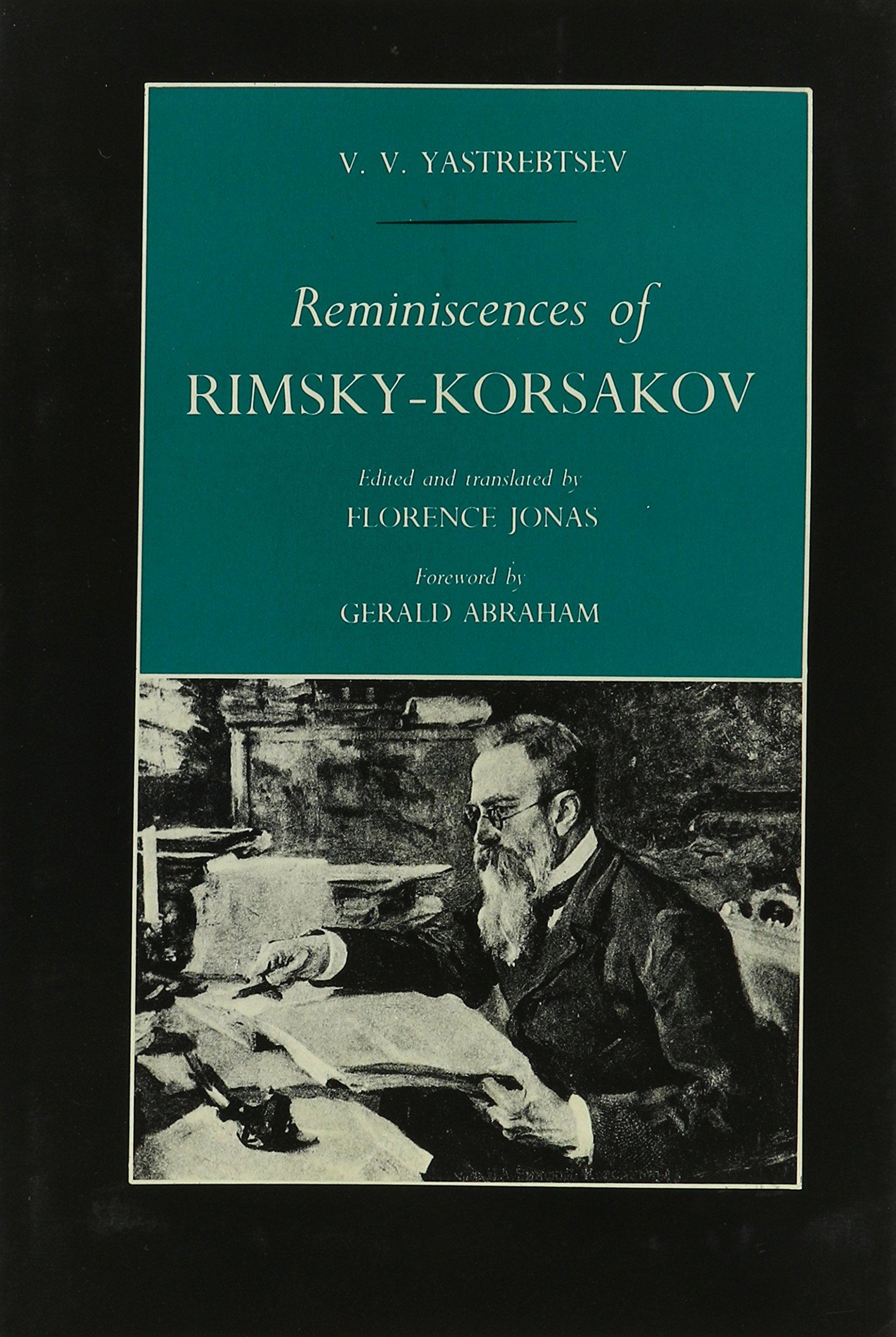Reminiscences of Rimsky-Korsakov