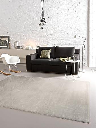 Benuta teppiche moderner designer teppich opus cosiness taupe 200x290 cm gut siegel