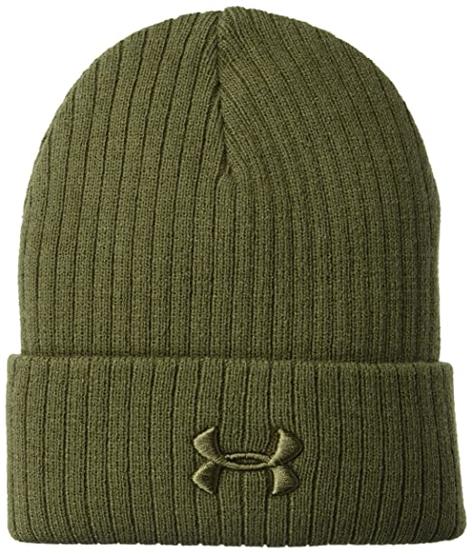 d491ebc42947fd Amazon.com: Under Armour Men's Tac Stealth Beanie 2.0, Marine Od Green  (390)/Marine Od Green, One Size Fits All: Clothing