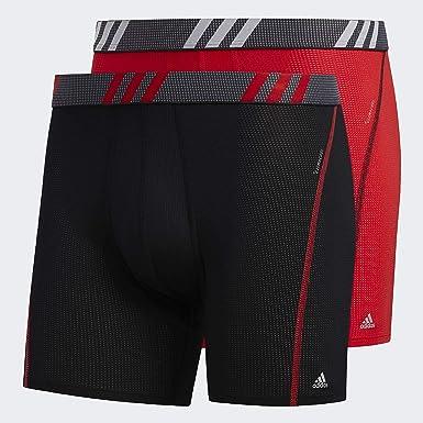 Polinizador Objetado Álbum de graduación  Amazon.com: adidas Sport Performance ClimaCool - Ropa interior para hombre  (2 unidades): Clothing