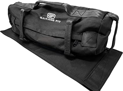 200lbs Weighted Training Bags Fitness Power Sandbags Gym Weight Lifting Workout