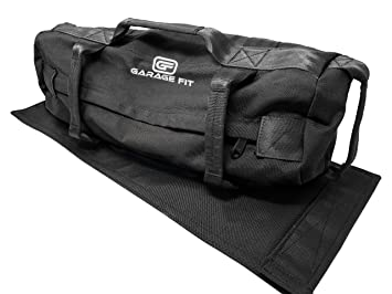 Amazon.com: Bolsa de arena para fitness de Garage Fit ...