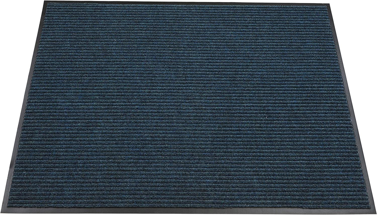 Blue 2/' x 3/' Americo Manufacturing 6201023 Ridge Runner Polypropylene Ribbed Surface Indoor//Outdoor Matting and Runners 2 x 3