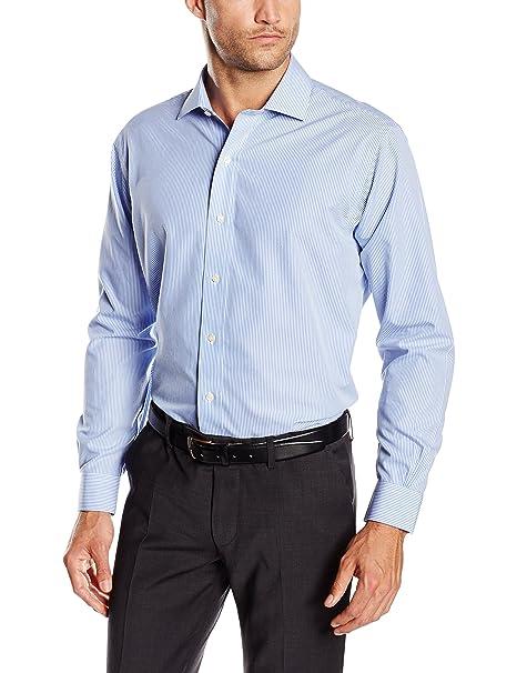 in vendita 56c5d 46be6 Brooks Brothers Dress Non-Iron English Regent Stripe, Camicia Uomo