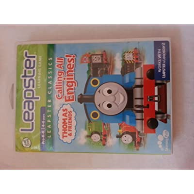 Leapster: Thomas and Friends - Calling All Engines: Toys & Games