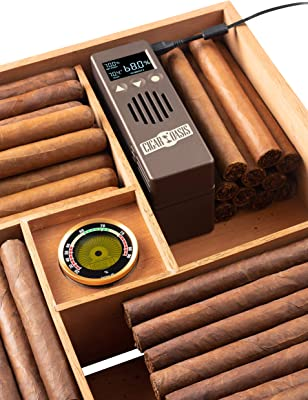 Cigar Oasis Plus 3.0 in humidor