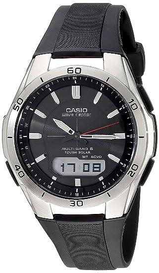 871725bafef5 Casio Men  s WVA-M640 - 1 ACR Wave Ceptor Reloj analógico-digital de ...