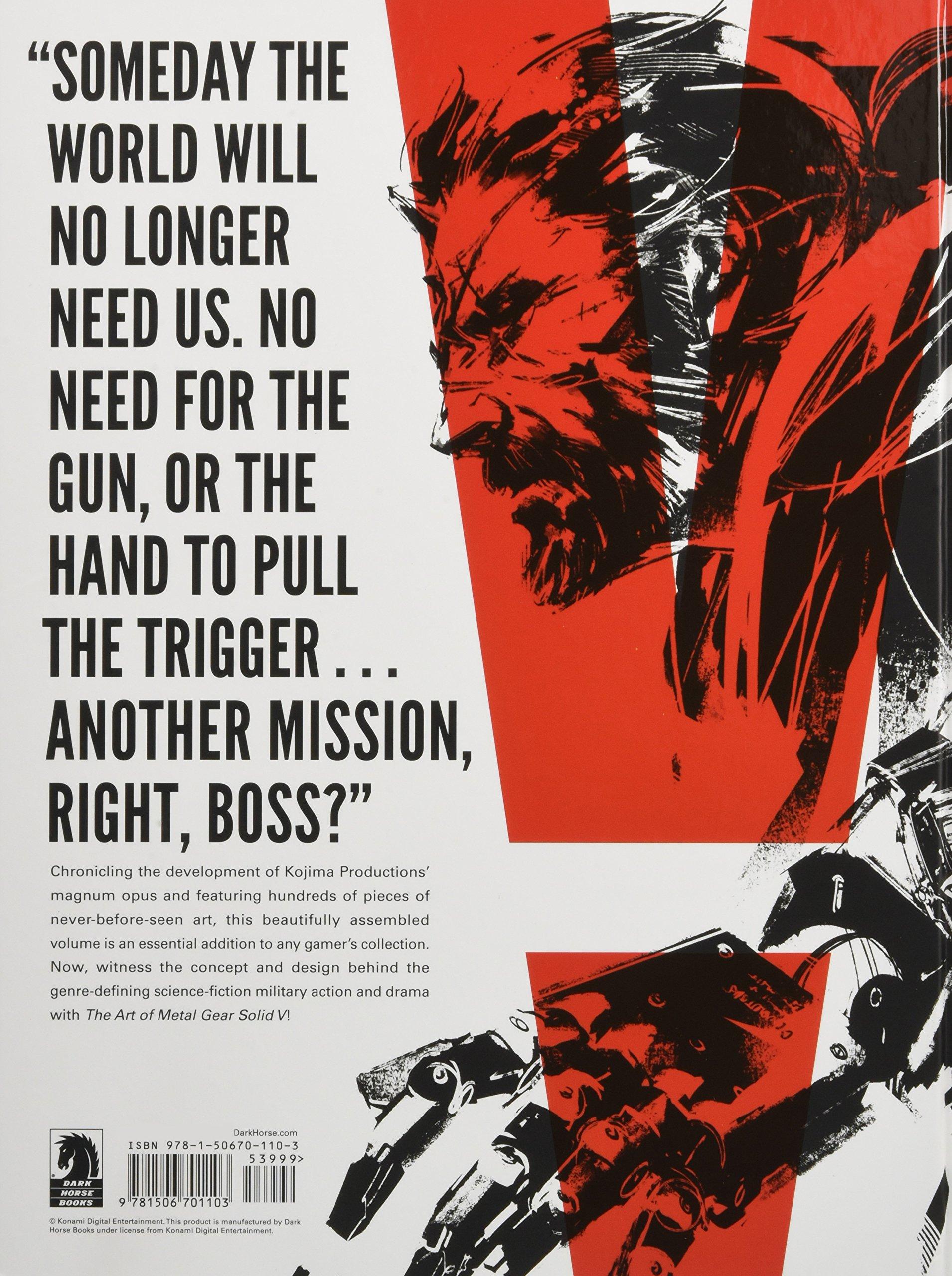 The Art of Metal Gear Solid V: Amazon.es: Konami: Libros en ...