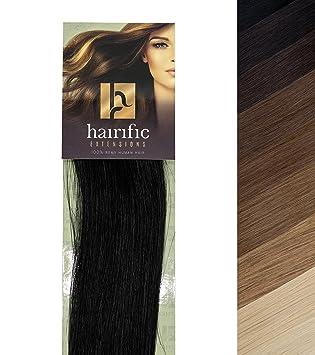 Hairific Tape Echthaar Extensions Extra Starkes Tape Für Langen