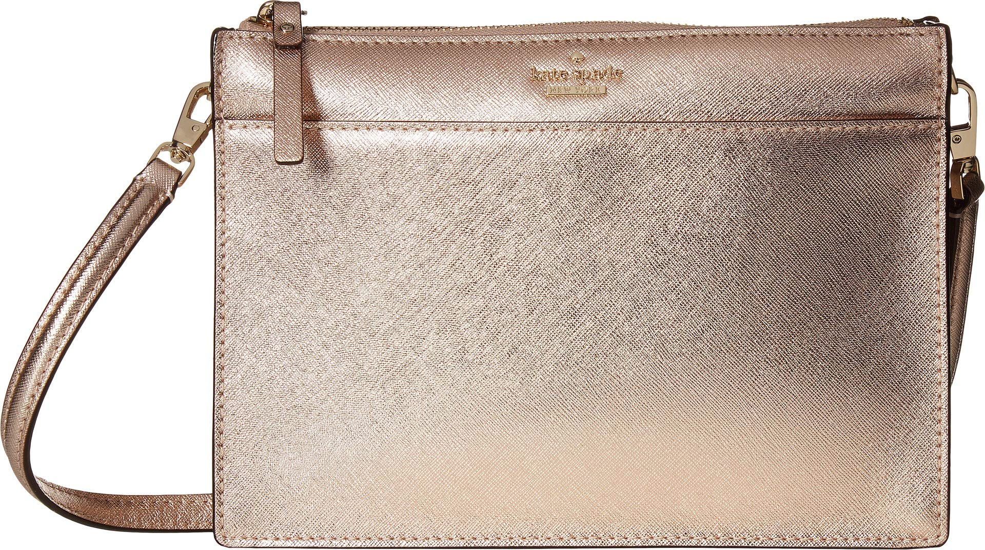 Kate Spade New York Women's Cameron Street Clarise Rose Gold 1 One Size