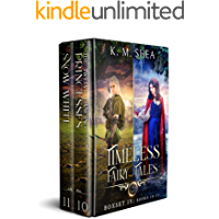 Timeless Fairy Tales: Books 10-11: The Twelve Dancing Princesses, Snow White (Timeless Fairy Tales Boxset Book 4)