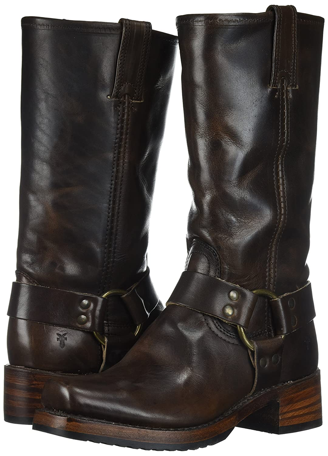 FRYE Women's Heirloom Tall B(M) Harness Boot B01N8128DZ 9.5 B(M) Tall US|Espresso 5eb0f5