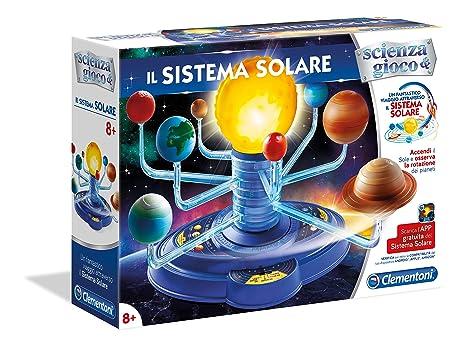 Clementoni 19056 Scienza E Gioco Il Sistema Solare Amazon It