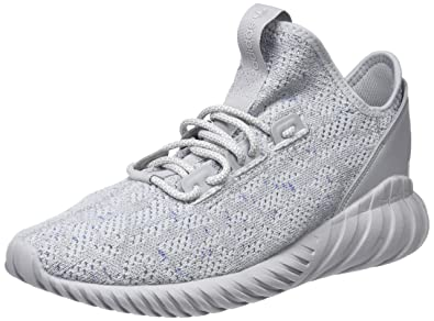 272b76cf3c997 adidas Originals Men s Sneaker Adidas Tubular Doom grigia 10(UK)-10½(US
