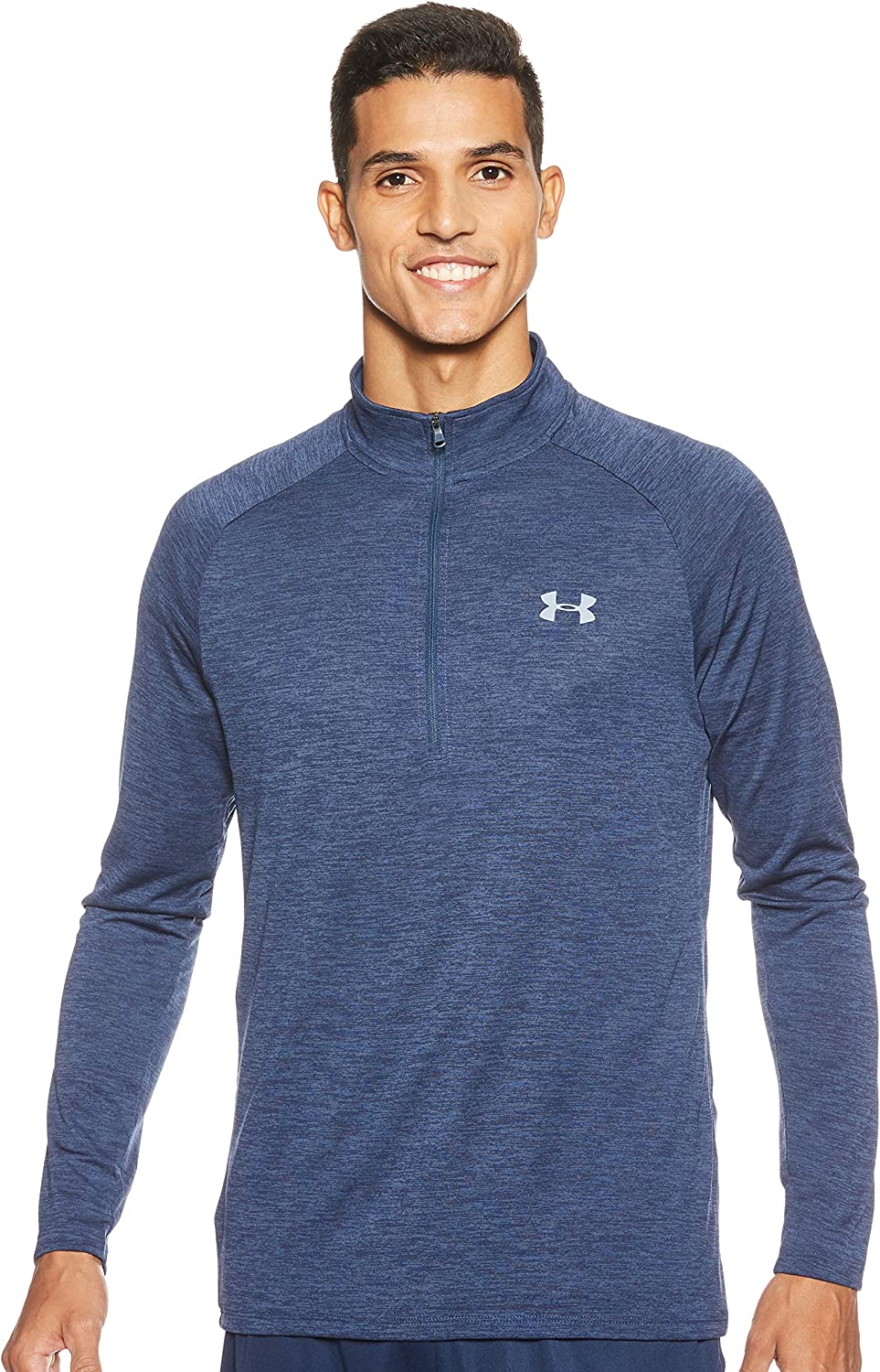 Under Armour Men's Tech 2.0 1/2 Zip-Up: Clothing