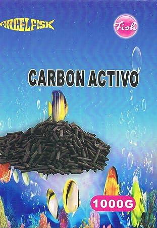 CARBON ACTIVO CAJA 1000G