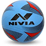 Nivia Rotator Moulded Rubber Volleyball, Adult Size 4