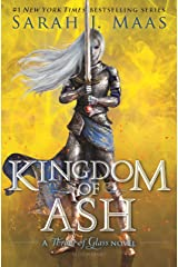 Kingdom of Ash (Throne of Glass Book 7) Kindle Edition