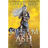 Kingdom of Ash (Throne of Glass) book cover