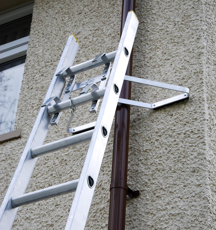 Ladders-Online - Accesorio para apoyar la escalera, diseño en forma de V: Amazon.es: Bricolaje y herramientas