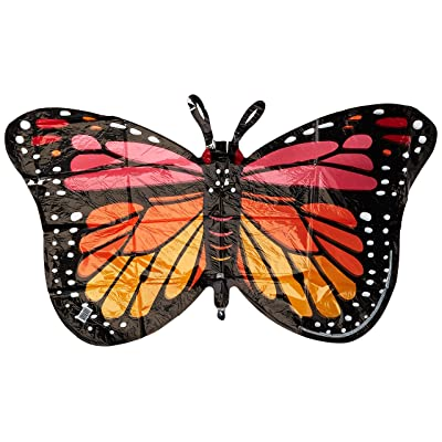 "Anagram International M6591401 Monarch Butterfly Shape Party Balloon, 32"", Multicolor: Kitchen & Dining"