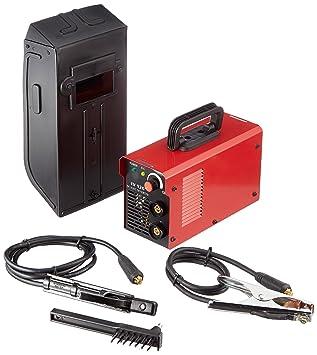 Matrix 170200115 Inverter de sudor dispositivo, 3200 W, 230 V: Amazon.es: Bricolaje y herramientas