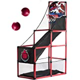 Arcade Basketball Hoop Game by BestKidBall – Basement Toys – Basketball Hoop for Kids – Basketball Game with Hoop…