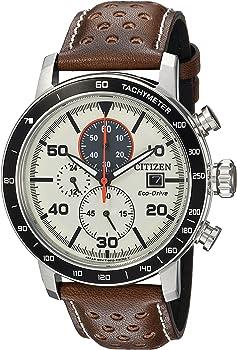 Citizen CA0649-06X Eco-Drive Mens Watch