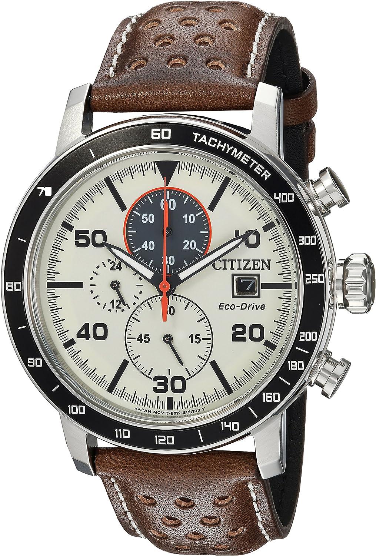 Citizen Watches Men s CA0649-06X Eco-Drive