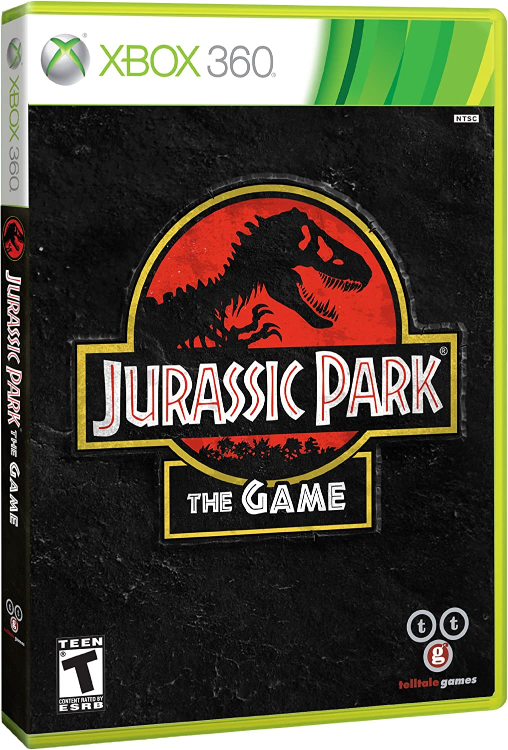 Telltale Games Jurassic Park: The Game, Xbox 360 Xbox 360 Inglés ...