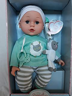 My Sweet Love Baby Doll and Accessories/ Lamb Outfit