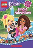 Lego Friends: Jungle Adventure (Chapter Book #6) [Paperback] [Jan 01, 2017] Books Wagon [Paperback] [Jan 01, 2017] Books Wagon