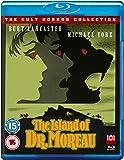 Island Of Dr Moreau [Blu-ray]