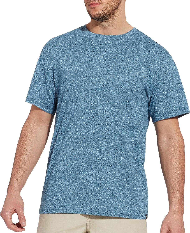 Field /& Stream Mens Everyday T-Shirt Stellar HTHR,XXX-Large