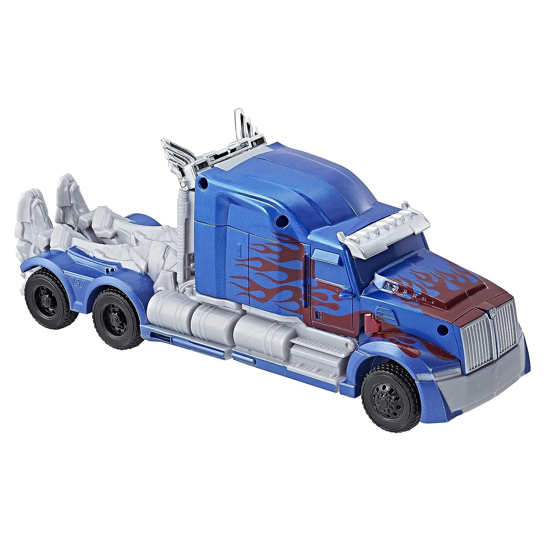 Transformers C1317ES0 the Last Knight-Knight Armour Turbo Changer Optimus Prime Hasbro