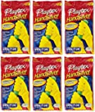 Playtex Gloves HandSaver Gloves: Small - 6 Pairs