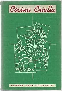 Ver C Cocina Online | Cocina Criolla Carmen Valldejuli 9780882894294 Amazon Com Books
