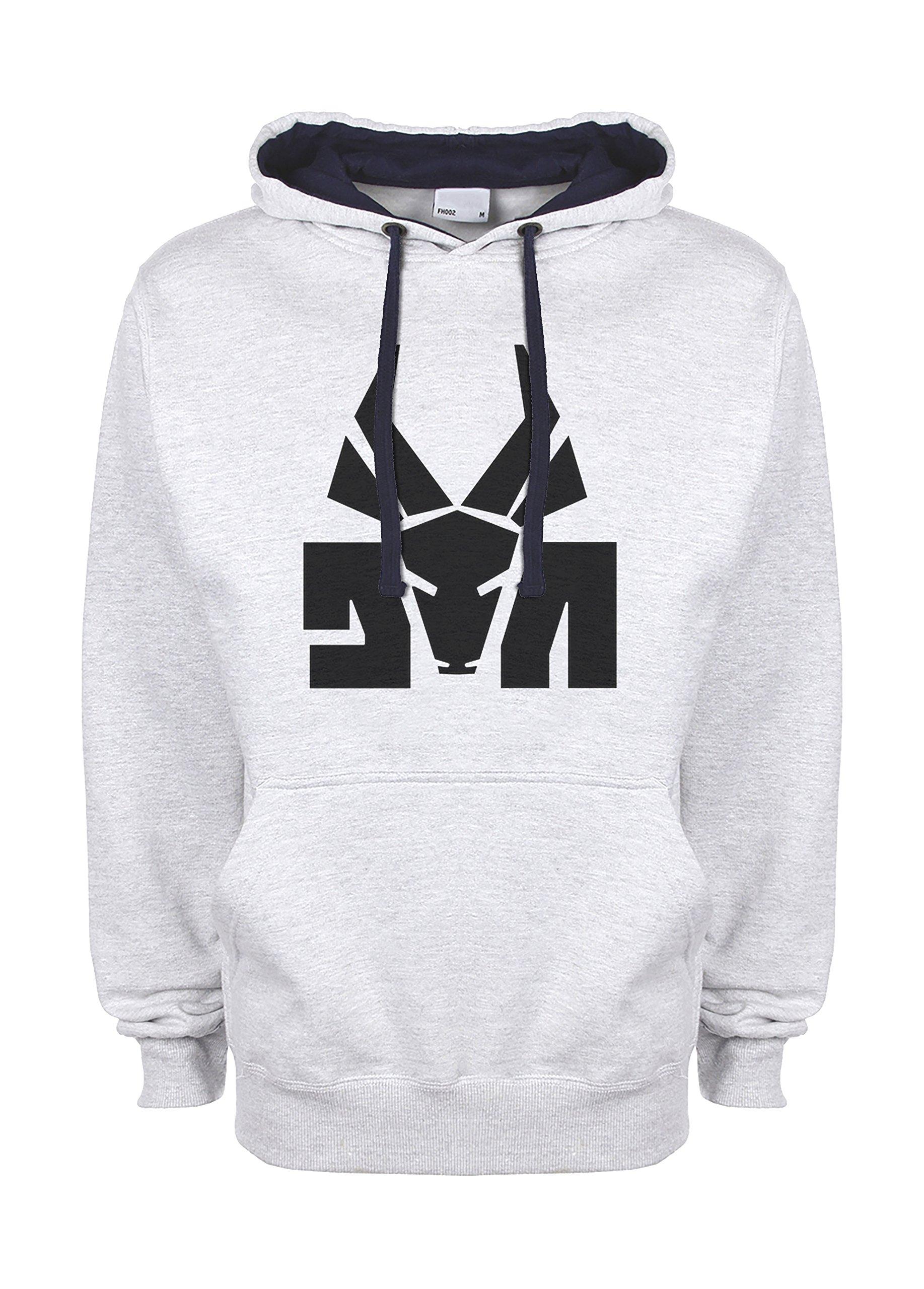 Die Antwoord Top Rap Star Ninja Yolandi Logo Gris/Azul Muy ...