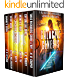 Galactic Genesis: Six All-New Space Opera Tales Launching Six New Series (English Edition)