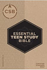 CSB Essential Teen Study Bible Kindle Edition