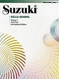 Suzuki Cello School, Volume 1: Cello Part