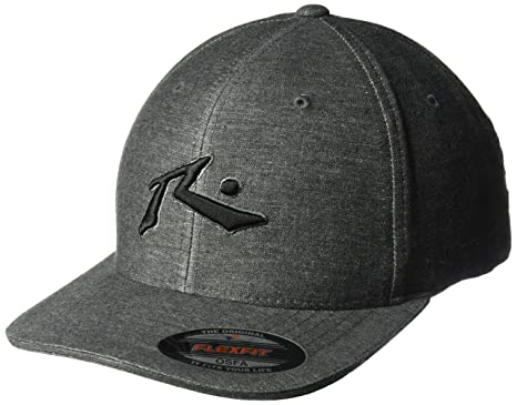 89b889e18beb2 Rusty Men s Chronic 3 Flexfit Snapback Hat Baseball Cap