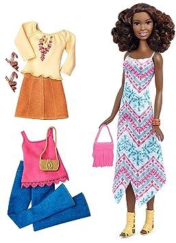 Barbie Fashionistas Doll & Fashions Boho Fringe, Tall by Barbie