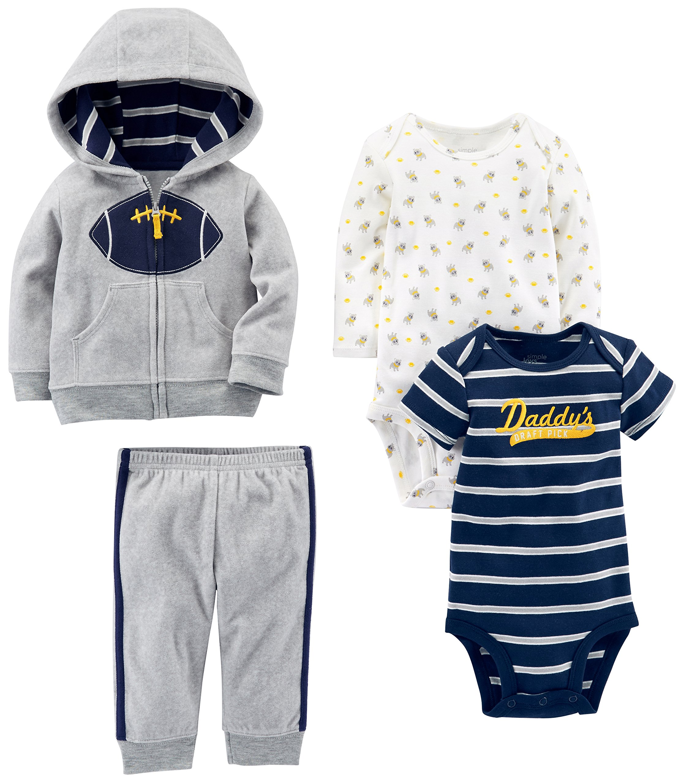 4d9e3e2722 Best Rated in Baby Boys  Pants Sets   Helpful Customer Reviews ...